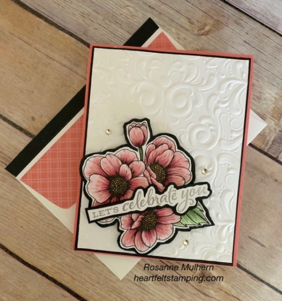 Stampin' Pretty Pals Sunday Picks - 02.28.2021 - Rosanne Mulhern