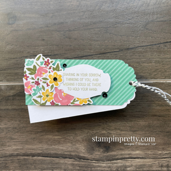Bouquet of Hope February 2021 Paper Pumpkin Alternate #3 Mary Fish, Stampin' Pretty