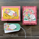 Bouquet of Hope February 2021 Paper Pumpkin Alternates Mary Fish, Stampin