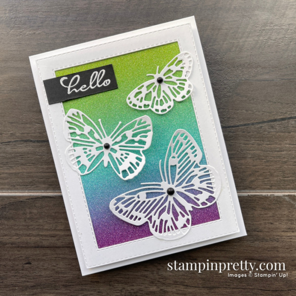 Butterfly Brilliance Collection Available Today! March 2, 2021. Purchase Online via Mary Fish, Stampin' Pretty (3)