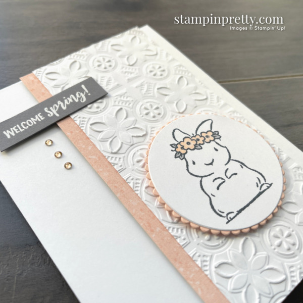 Create these Spring Cards using the Springtime Joy Stamp Set from Stampin' Up! Mary Fish, Stampin' Pretty (1)