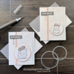 Create these Spring Cards using the Springtime Joy Stamp Set from Stampin