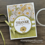 Ornate Garden Suite of Products from Stampin