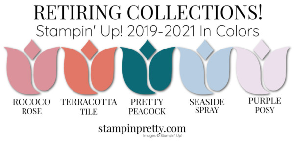 Retiring In Colors 2019-2021 Collections