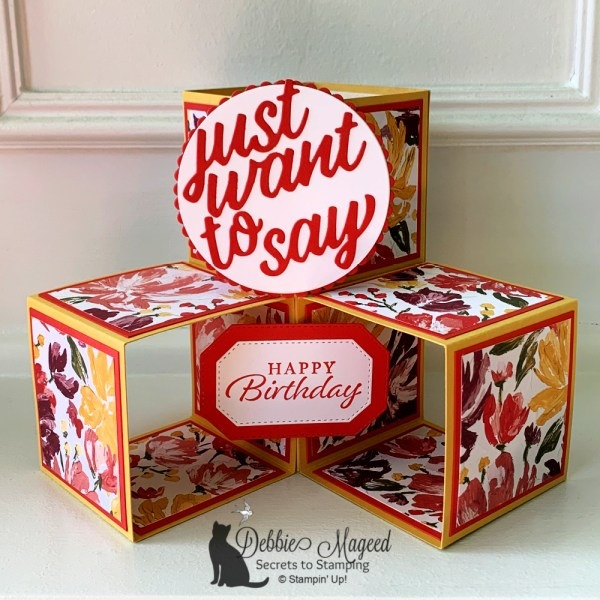 Stampin' Pretty Pals Sunday Picks - 03.14.2021 - Debbie Mageed