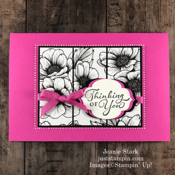 Stampin' Pretty Pals Sunday Picks - 03.14.2021 - Jeanie Stark