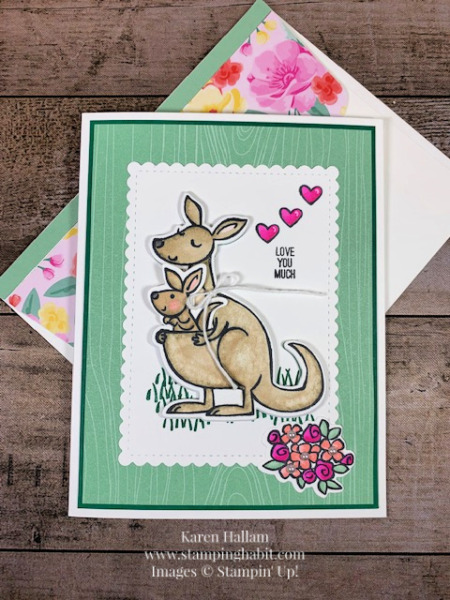 Stampin' Pretty Pals Sunday Picks - 03.14.2021 - Karen Hallam
