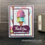 Sweet Ice Cream Bundle by Stampin