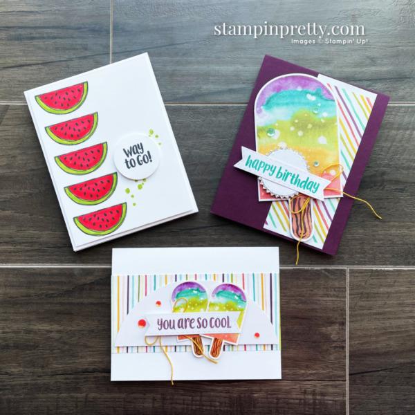 So Cool April 2021 Paper Pumpkin Alternates Mary Fish, Stampin' Pretty Paper Pumpkin Club