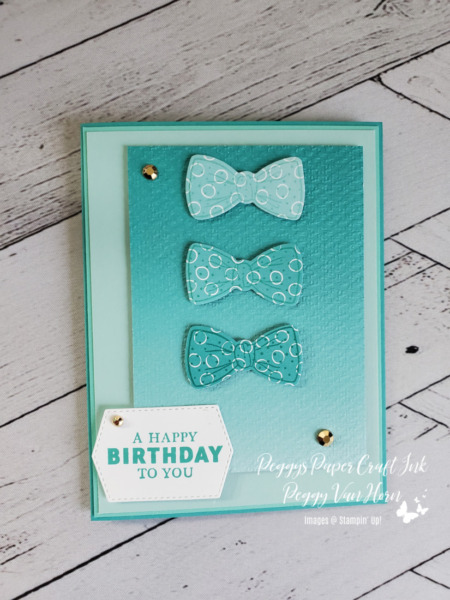 Stampin' Pretty Pals Sunday Picks - 04.25.2021 - Peggy Van Horn