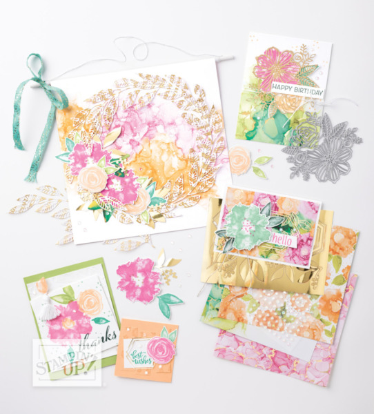 Stampin' Up! Expressions in Ink Suite Collection 155459 $75.00