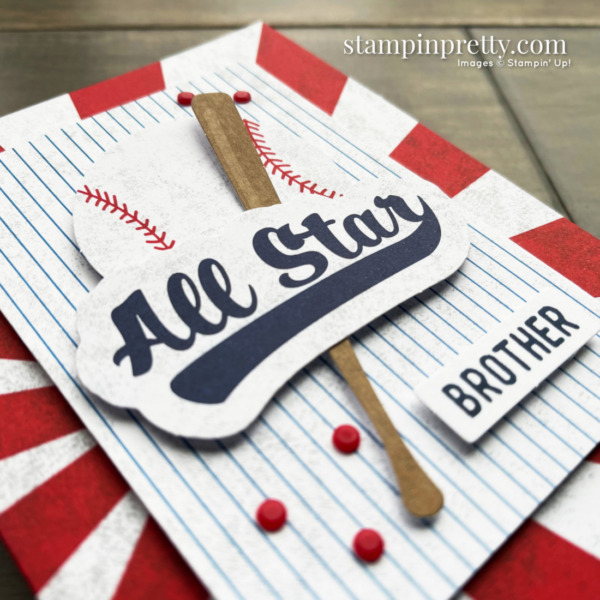 Batter Up May 2021 Paper Pumpkin Alternates by Mary Fish, Stampin' Pretty ALT 2 SLANT