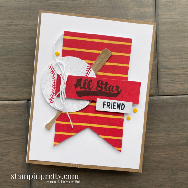 Batter Up May 2021 Paper Pumpkin Alternates by Mary Fish, Stampin' Pretty Alt #1