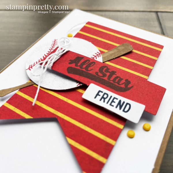 Batter Up May 2021 Paper Pumpkin Alternates by Mary Fish, Stampin' Pretty Alt #1 Slant