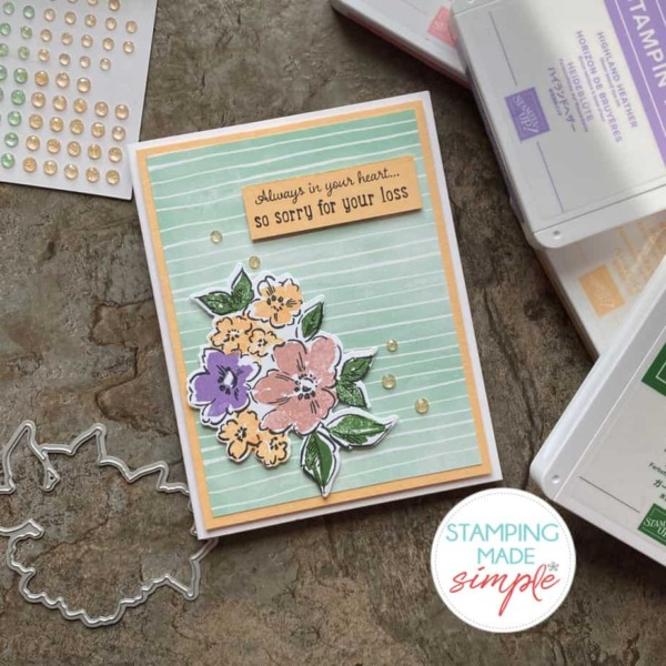 Hand-Penned-Petals-Sympathy-card-made-with-stampin-up-products