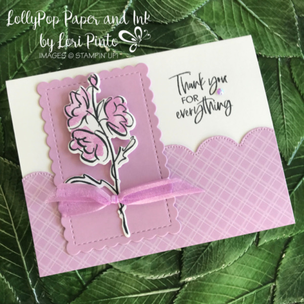 Stampin' Pretty Pals Sunday Picks - 05.02.2021 - Lori Pinto