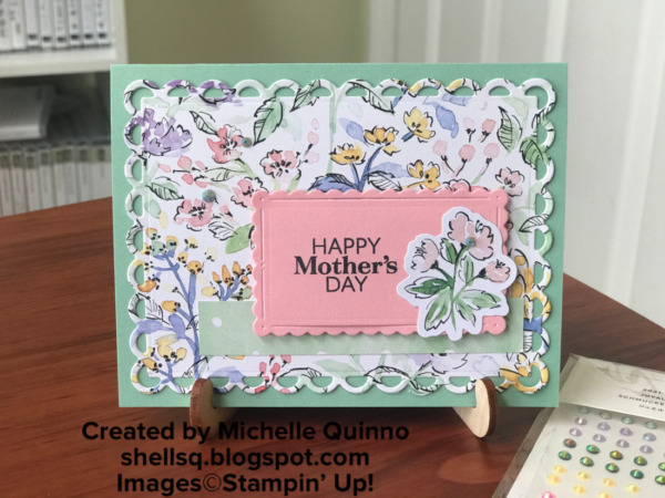 Stampin' Pretty Pals Sunday Picks - 05.02.2021 - Michelle Quinno