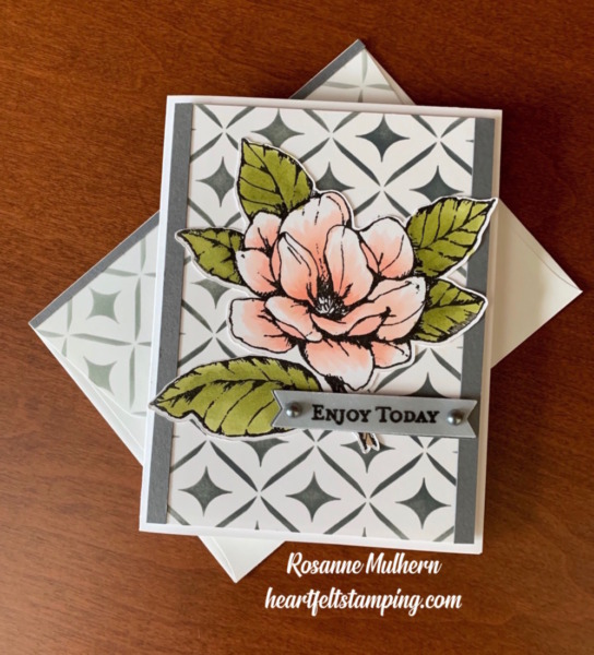Stampin' Pretty Pals Sunday Picks - 05.02.2021 - Rosanne Mulhern