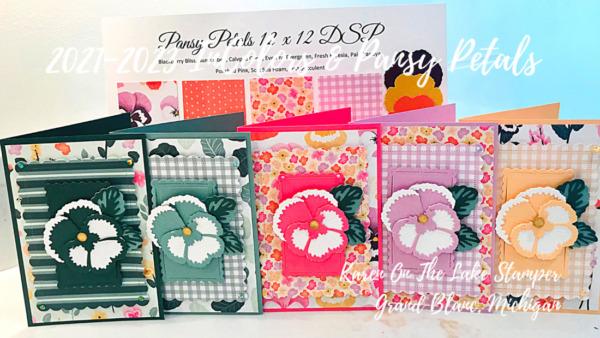 Stampin' Pretty Pals Sunday Picks - 05.09.21 - Karen Buttery