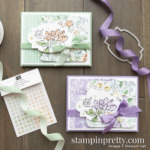 Feel Better Friend Cards Using Hand-Penned Suite Collection from Stampin