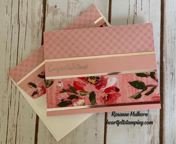 Stampin' Pretty Pals Sunday Picks - 06.06.2021 - Rosanne Mulhern