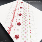 NEW PRODUCT PREVIEW! 2 Gingerbread and Peppermint Suite Collection from Stampin