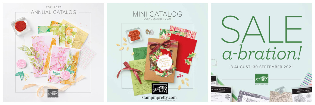 Stampin' Up! Current Catalogs