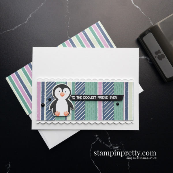 Stampin' Up! Penguin Place Bundle Product Preview Card by Mary Fish, Stampin' Pretty