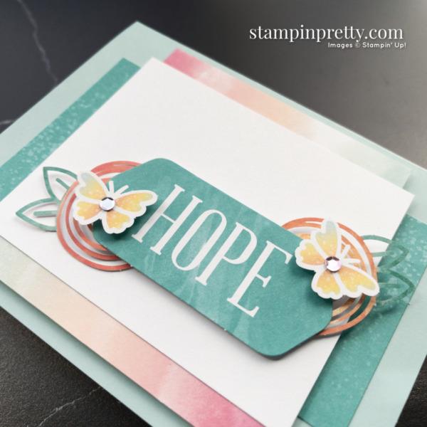 August 2021 Paper Pumpkin Alternate 2 Hope Box Mary Fish Stampin' Pretty