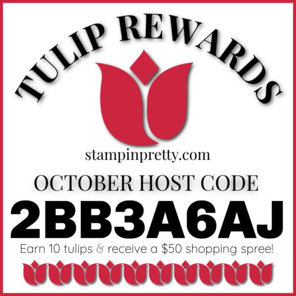 Mary Fish Host Code OCTOBER 2021 _Tulip Rewards