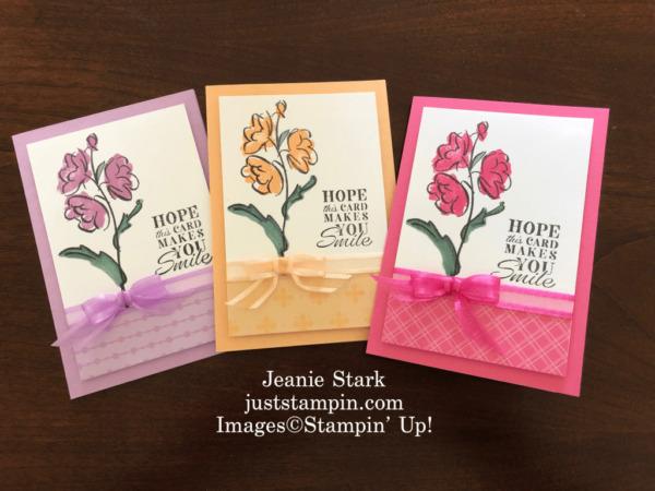 Stampin' Pretty Pals Sunday Picks - 08.22.2021 - Jeanie Stark