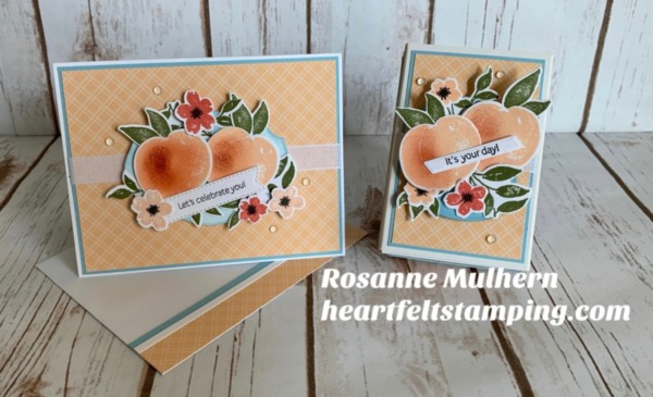 Stampin' Pretty Pals Sunday Picks - 08.29.2021 - Rosanne Mulhern