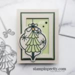 Create this Joy Card using the Bright Baubles Bundle from Stampin