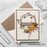 Create this card using the Sparkle of the Season Bundle from Stampin