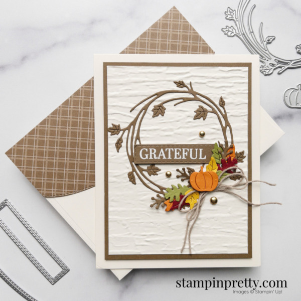 Create this card using the Sparkle of the Season Bundle from Stampin' Up! Shop Online 24-7 with Mary Fish, Stampin' Pretty