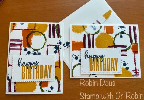 Stampin' Pretty Pals Sunday Picks - 09.05.2021 - Robin Daus