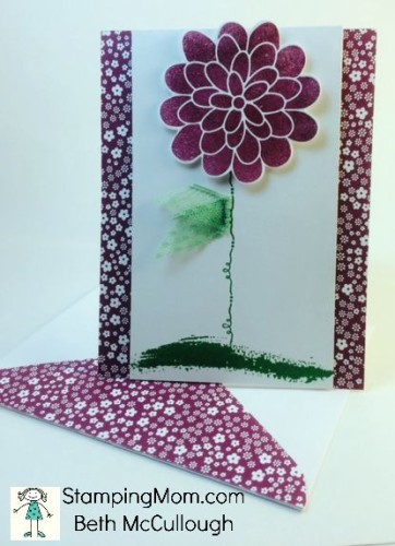 Pals Paper Crafting Picks of the Week Flower Patch Mary Fish Stampin Pretty StampinUp