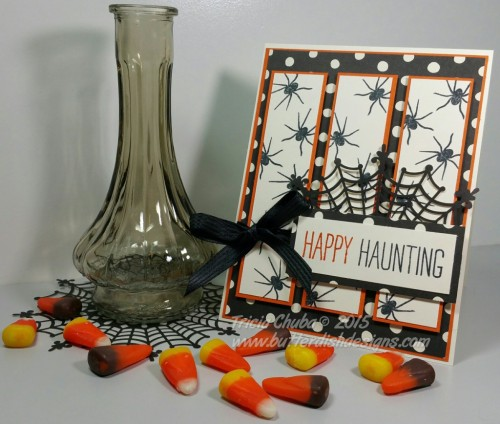 Pals Paper Crafting Picks of the Week Happy Haunting Mary Fish Stampin Pretty StampinUp
