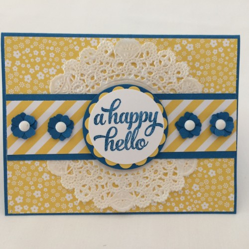 Pals Paper Crafting Picks of the Week Tin of Cards Mary Fish Stampin Pretty StampinUp