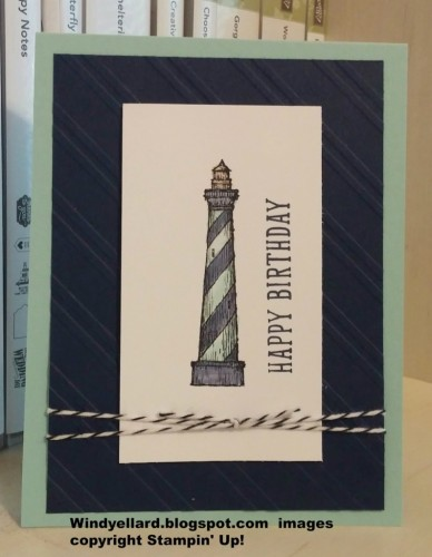 Pals Paper Crafting Card Ideas Land to Sea Mary Fish Stampin Pretty StampinUp