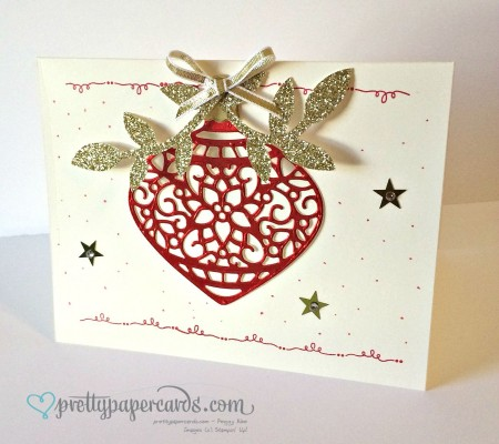 Pals Paper Crafting Picks of the Week Delicate Ornaments Mary Fish Stampin Pretty StampinUp
