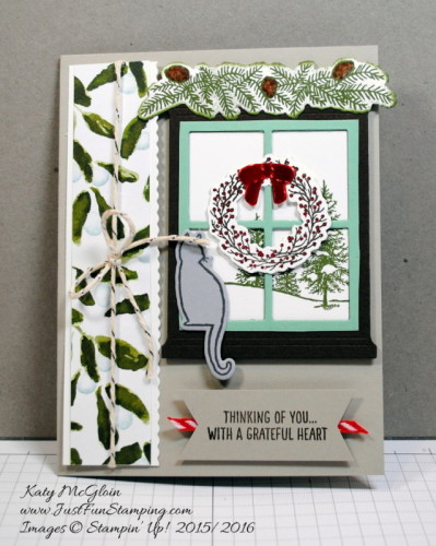 Pals Paper Crafting Picks of the Week Happy Scenes Mary Fish Stampin Pretty StampinUp