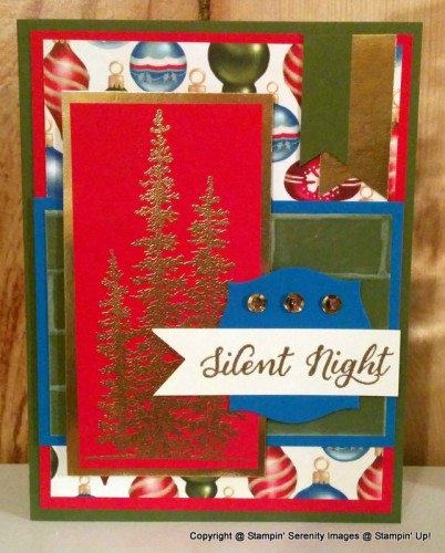 Pals Paper Crafting Card Ideas Wonderland Mary Fish Stampin Pretty StampinUp