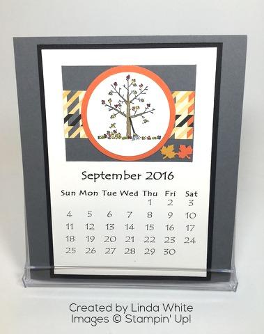 September CD Calendar