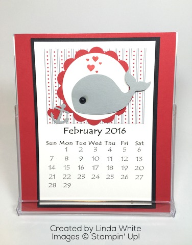 February CD Calendar