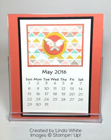 May CD Calendar