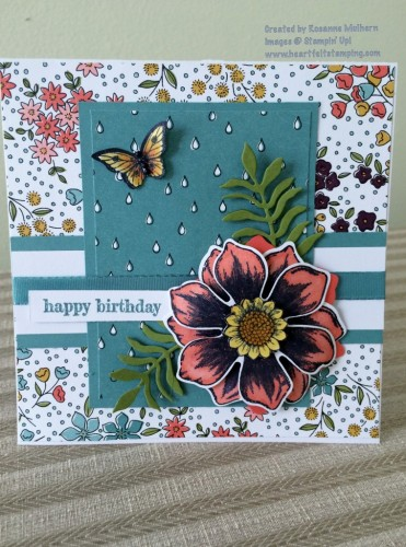 Pals Paper Crafting Card Ideas Beautiful Bunch Mary Fish Stampin Pretty StampinUp