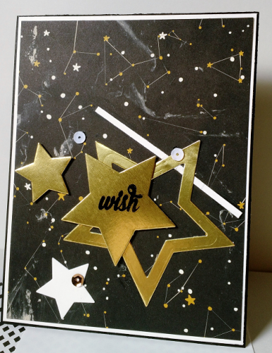 Pals Paper Crafting Card Ideas Star Mary Fish Stampin Pretty StampinUp