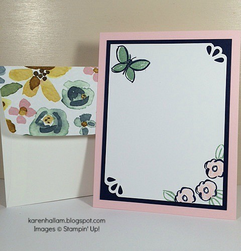 Pals Paper Crafting Card Ideas Curvy Trio Mary Fish Stampin Pretty StampinUp