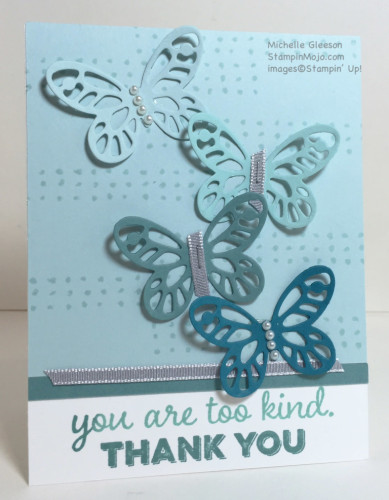 Pals Paper Crafting Card Ideas One Big Meaning Mary Fish Stampin Pretty StampinUp